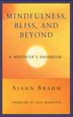 Mindfulness, Bliss, and Beyond Book Cover