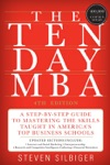 The Ten-Day MBA 4th Ed