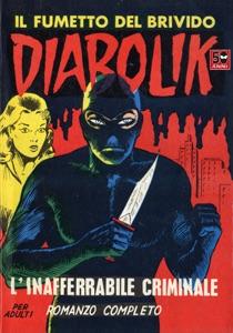 Diabolik #2 Book Cover