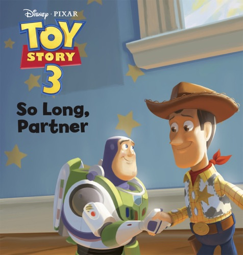 Disney Book Group - Toy Story: So Long, Partner