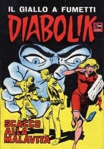 DIABOLIK #36 Book Cover