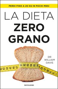 La dieta zero grano Libro Cover