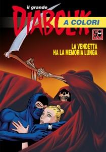 il grande Diabolik a colori - La vendetta Book Cover