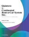 Quintero V Continental Rent-a-Car System Inc