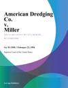 American Dredging Co V Miller