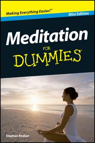 Stephan Bodian - Meditation For Dummies ®, Mini Edition