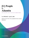 U People V Adamita