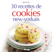 30 recettes de cookies new-yorkais