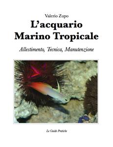 L'acquario marino tropicale Copertina del libro