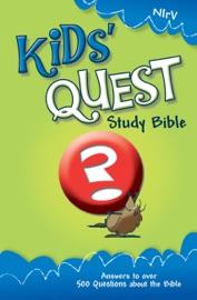 NIRV, KIDS QUEST STUDY BIBLE