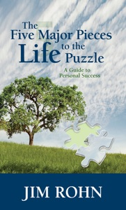 The Five Major Pieces to the Life Puzzle Book Cover