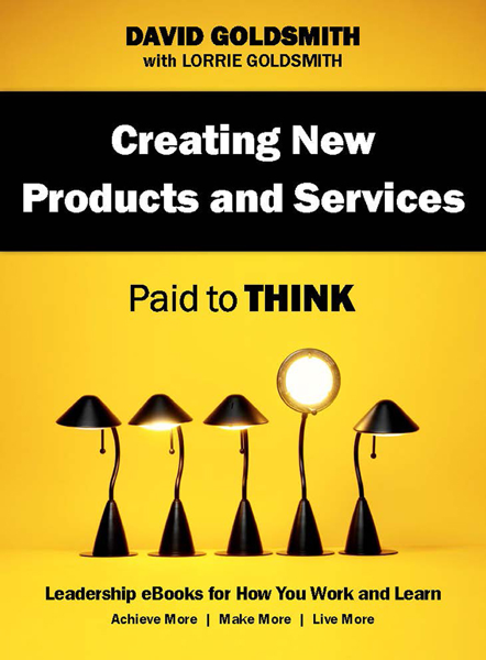 Creating New Products and Services
