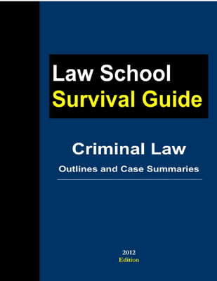 Criminal Law - Teller Books book