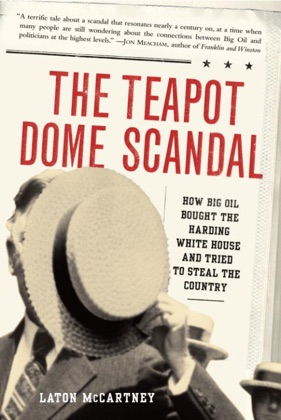 The Teapot Dome Scandal image
