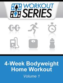 4-Week Bodyweight Home Workout book