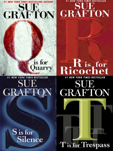 Sue Grafton - Four Sue Grafton Novels