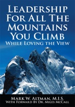 Leadership For All The Mountains You Climb