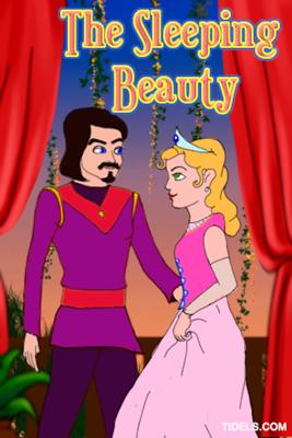 The Sleeping Beauty - Tidels book