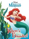 The Little Mermaid Wheres Flounder