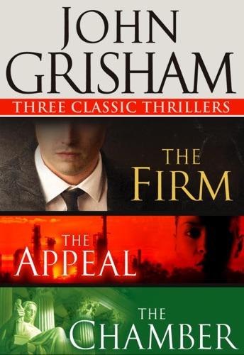John Grisham - Three Classic Thrillers 3-Book Bundle