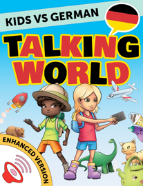 Kids vs German: Talking World (Enhanced Version) book