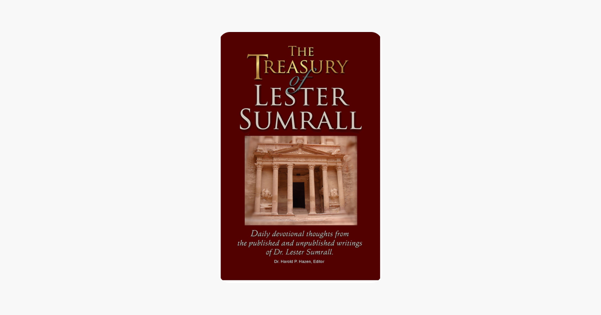 The Treasury of Lester Sumrall