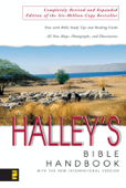 Halley's Bible Handbook with the New International Version Book Cover