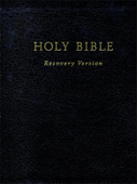 Holy Bible Recovery Version