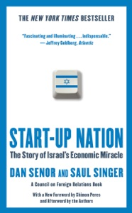 Start-up Nation da Dan Senor & Saul Singer