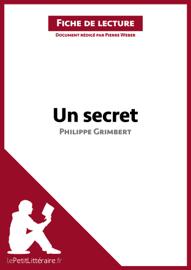 Un secret de Philippe Grimbert (Fiche de lecture)