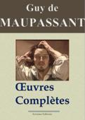 Maupassant: Œuvres complètes