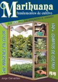 Marihuana: fundamentos de cultivo - La guía fácil para los aficionados al cannabis Book Cover