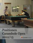 Positionen Carambole Open 2012/13