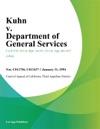 Kuhn V Department Of General Services
