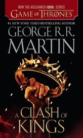A Clash of Kings - George R.R. Martin Book