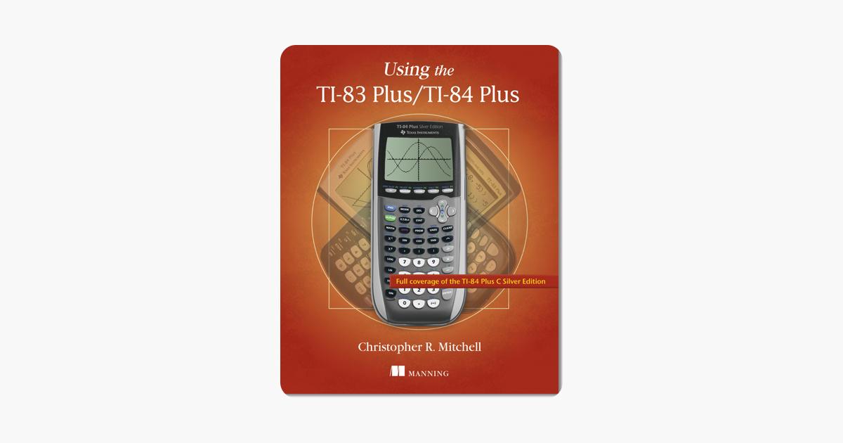 Using the TI-83/TI-84 Plus
