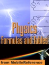 Physics Formulas And Tables