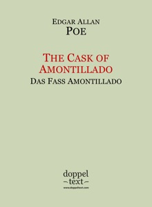 The Cask of Amontillado / Das Faß Amontillado