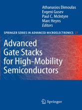 Advanced Gate Stacks for High-Mobility Semiconductors