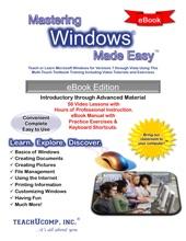 Mastering Windows Made Easy