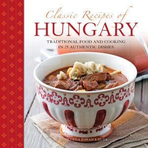 Classic Recipes of Hungary Book Cover