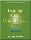 Learning Adobe DreamWeaver CS55