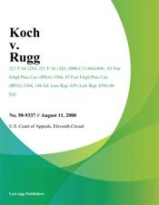Download and Read Online Koch V. Rugg