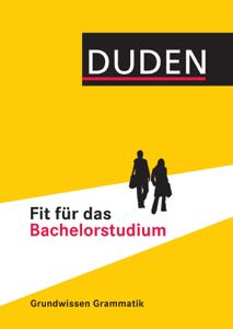 Duden - Fit für das Bachelorstudium Buch-Cover