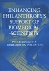 Enhancing Philanthropys Support Of Biomedical Scientists