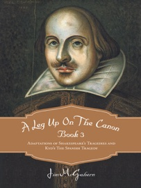 A Leg Up On The Canon Book 3