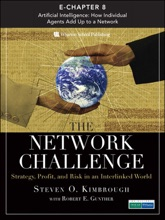 The Network Challenge (Chapter 8): Artificial Intelligence: How Individual Agents Add Up to a Network
