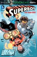 Superboy (2011- ) #13