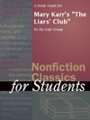 A Study Guide For Mary Karrs The Liars Club