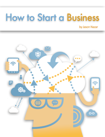 How to Start a Business book